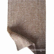 Wool Weave Melange Fabrics with Soft and Smooth Texture