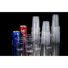 OEM Disposable Pet Cup Hi Tea Cup Imperial Tea Cup Cold Drink Cup Freshly Squeezed Juice Cup 400ml Disposable Plastic Cup