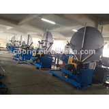 Spiral duct machine (Saw cutting ) COORIG