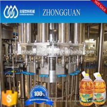 Máquina de tapado de llenado automático de aceite vegetal Quality Choice