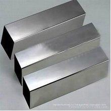 304 нержавеющая сталь сварная трубка
