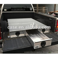 Single-Lid Aluminum Chest Tool Box
