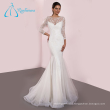 2017 High Quality OEM Service Real Wedding Dress