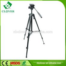 Extensível handheld barato flexível alta estabilidade tripé de câmera leve