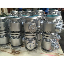 Stainless Steel Floating Type RF Ball Valve