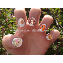 New Style Water Transfer Tattoo catoon design Nail Stickers tattoo for Children