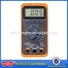 Автоматический мультиметр DT420A Диапазон измерения хомут большой ток