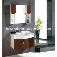 Gabinete de baño de PVC / vanidad del cuarto de baño del PVC (KD-303B)