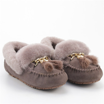 Moccasin Slippers Indoor And Outdoor