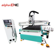 9KW HQD High Frequency Automatic Tool Changer Spindle Cnc Router 2030 Atc
