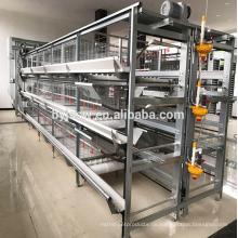Geflügel-Bauernhof-Ausrüstung für Nigeria