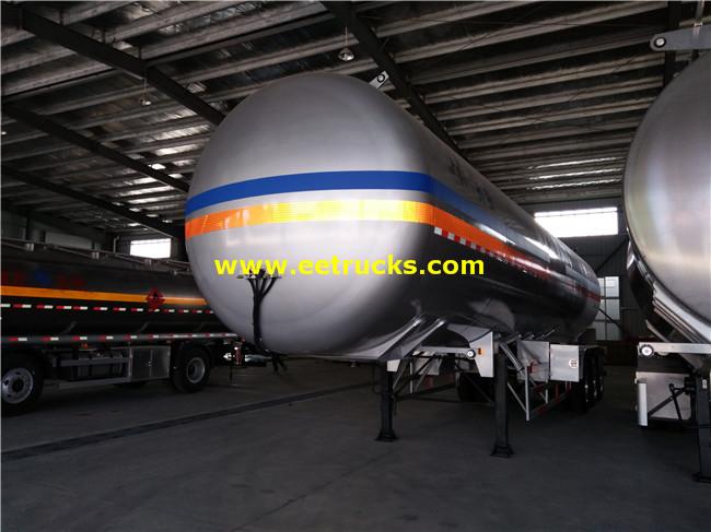 LPG Transport Semi-trailer