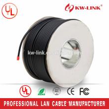 Наружный кабель 24AWG Cat5 CCA, сетевой кабель для сети с ce rohs