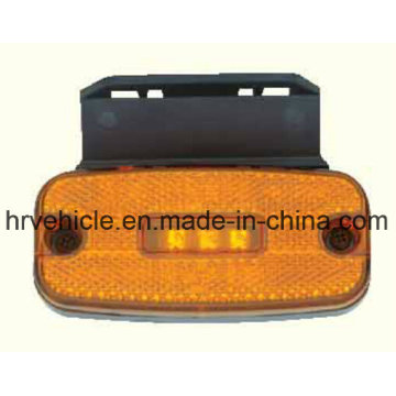 Amber LED Side Marker and Clearance Lamp