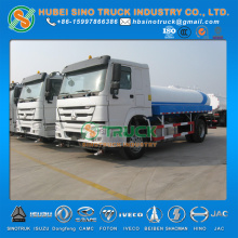 HOWO 15000L Water Bowser