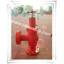 API6a Adjustable Angled Type Choke Valve (PSL3)