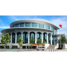 Système de toit en acier galvanisé de haute qualité Sport Center