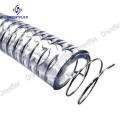 Borong PVC Steel Wire Flexible Reinforced Tube / Hose