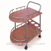 Restaurante Metal Trolley for Dish