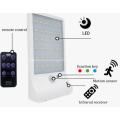 LED motion sensor solar street lights