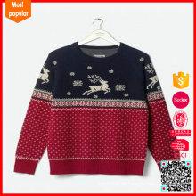Großhandel hochwertige Weihnachts-Pullover Pullover