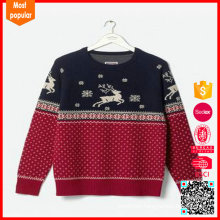 Wholesale high quality christmas jumper sweater
