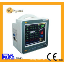 Multi Parameter Vital Sign Monitoring System/Monitor With CE Certificate