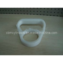 Plastic Valve Guard for Portable Gas Cylinders