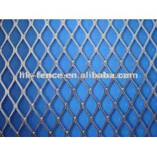 A folha de metal expandida / folha de metal expandida resistente / alumínio expandiu a malha