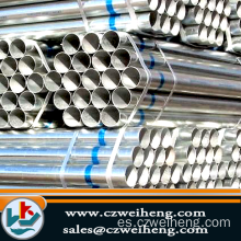 Suministro de China Erw Steel Pipe
