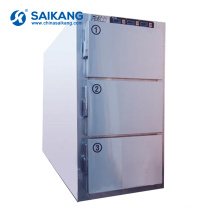 SKB-7A003 Medical Mortuary Body Refrigerator For Hospital Use