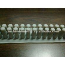 moldeado de piezas de caucho de silicona para electrónica
