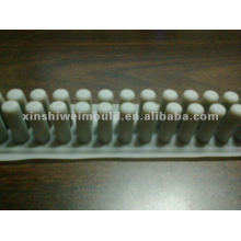 moulding silicone rubber parts for electronic