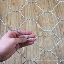 Cestas revestidas zinco galvanizadas de alta qualidade de Gabion / zinco Gabion