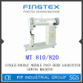 Single/Double Needle Post Bed Lockstitch Sewing Machine (810/820)