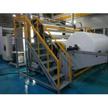 Линия по производству нетканых материалов из полипропилена