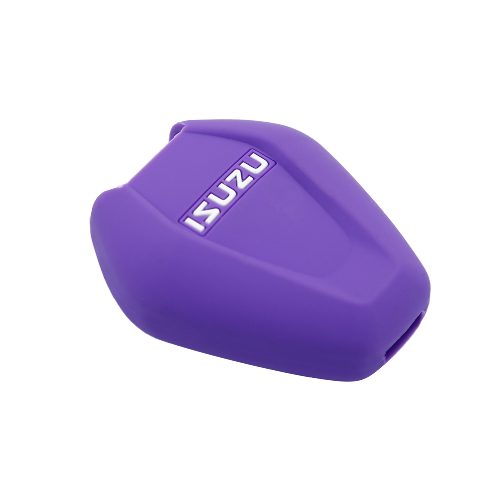 Car accessory-key shell silicone for Suzuki -is no harm and environmentally friendly.When you hold a silicone car key case for Suzuki in your hand,it feels soft ,smooth and light.You will love auto 2 buttons car key holder when you have it.