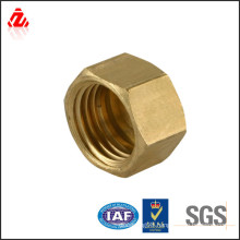 factory custom high quality brass nut
