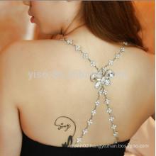back crystal fashion bra strap