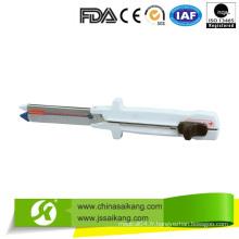 Agrafeuse et module de coupe linéaire jetables