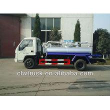 3000L Foton фекальный грузовик, фекальный всасывающий грузовик