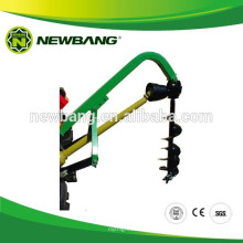 post hole borer/ digger with CE approved PTO shaft