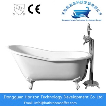 High quality cast iron bathtub