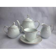 Service à thé de style royal