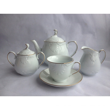 Conjunto de Chá Royal Style