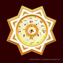 Октагон Художественное оформление потолка, медальон, подвесная потолочная плитка