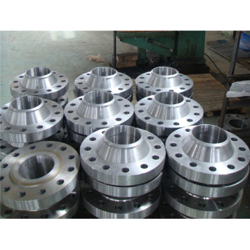 ASME B 16.5 Round Carbon Steel Welding Neck Flange