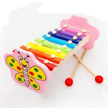 hölzernes Musikinstrument des ausländischen Spielzeugs