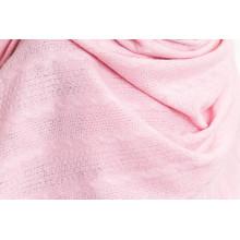 Fabrik Garn-gefärbt Schal Poncho in China hergestellt