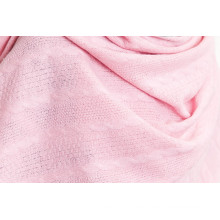 Poncho de bufanda teñido en fábrica fabricado en China
